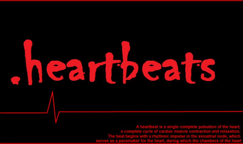 .heartbeats Linux Front Cover