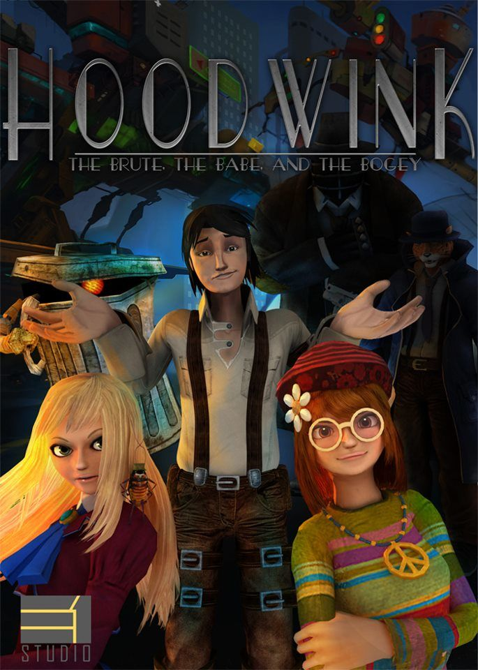 Hoodwink Windows Front Cover