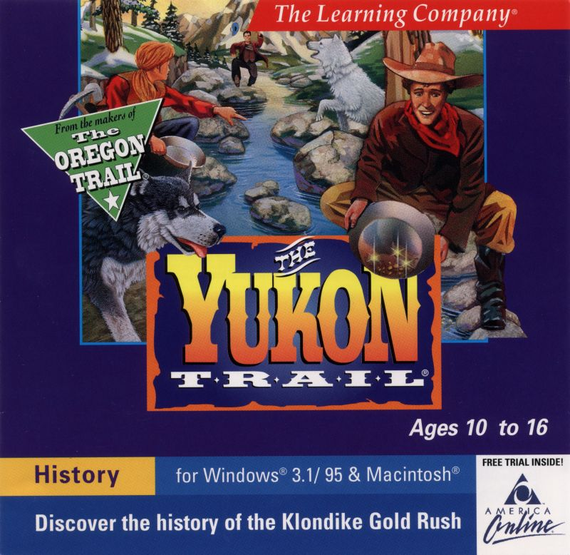 The Yukon Trail Macintosh Front Cover