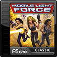 Mobile Light Force PlayStation 3 Front Cover