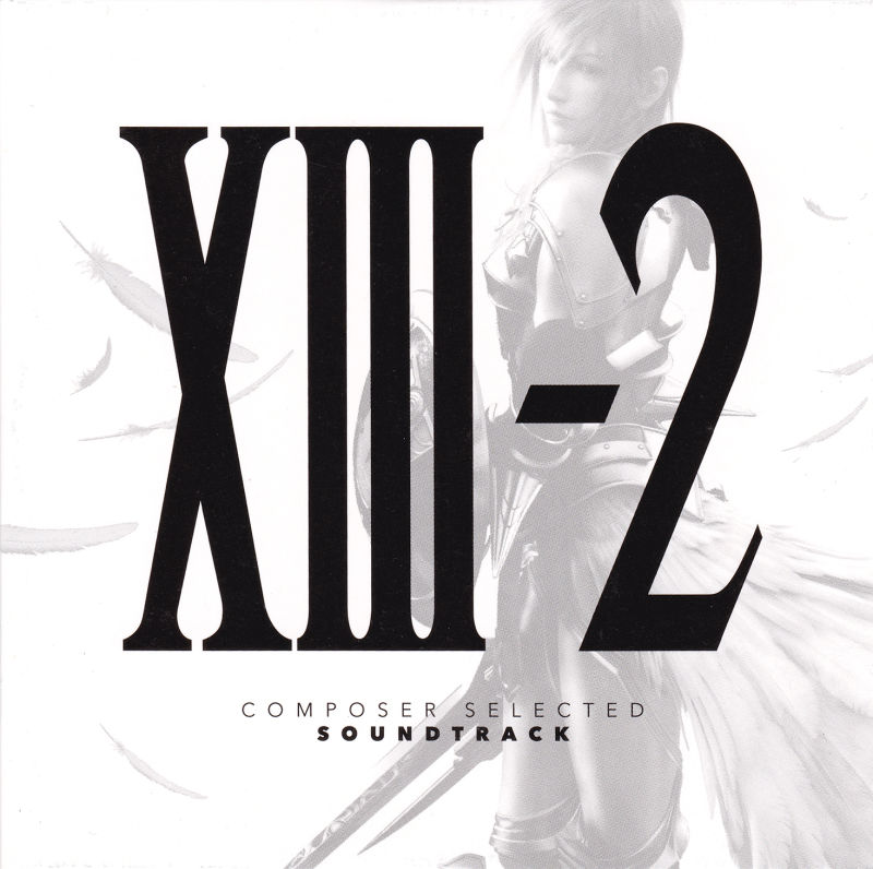 Final Fantasy XIII-2 (Limited Collector's Edition) PlayStation 3 Other Soundtrack Sleeve - Front