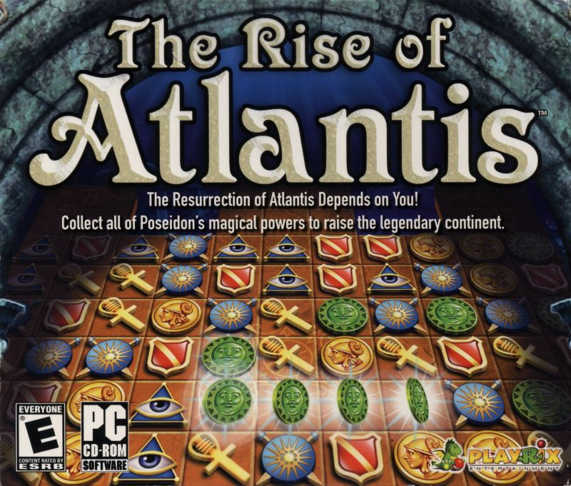 The Rise of Atlantis Windows Front Cover