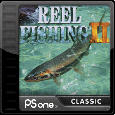 Reel Fishing II PlayStation 3 Front Cover