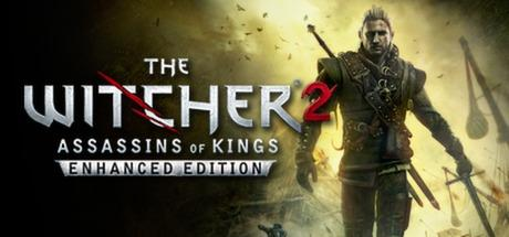 The Witcher 2: Assassins of Kings - Enhanced Edition Linux Front Cover