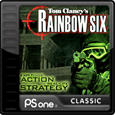 Tom Clancy's Rainbow Six PlayStation 3 Front Cover