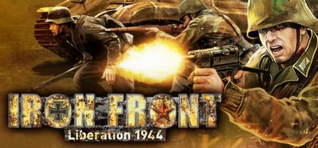 Iron Front: Liberation 1944 Windows Front Cover