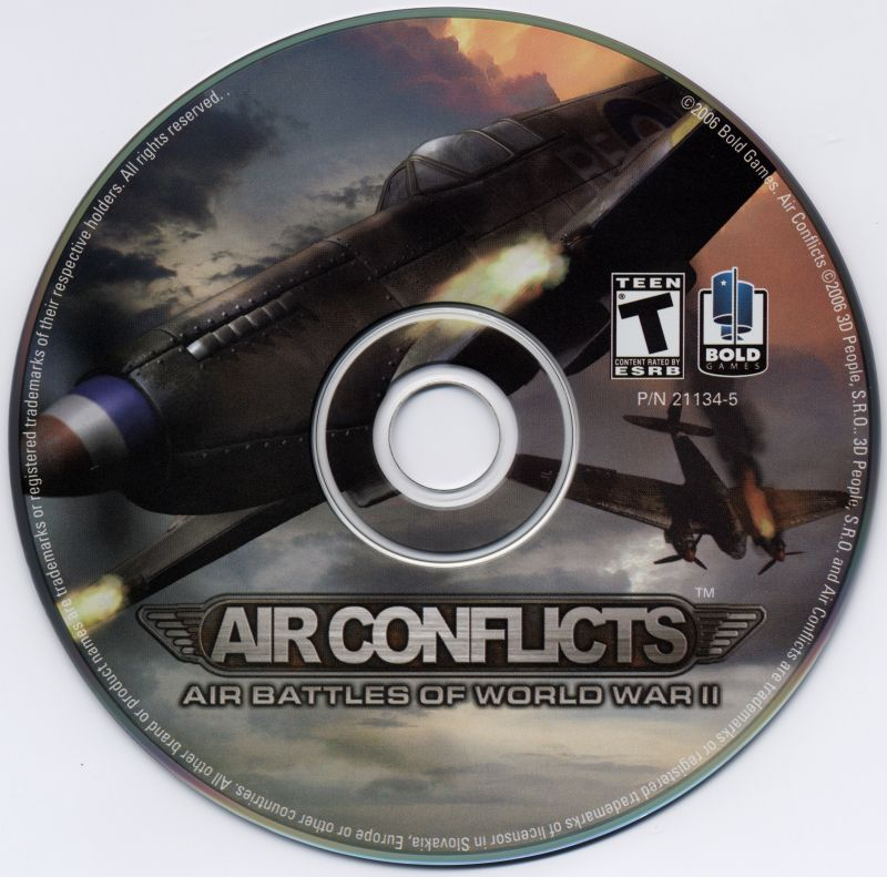 Air Conflicts: Air Battles of World War II Windows Media
