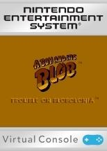 David Crane's A Boy and His Blob: Trouble on Blobolonia Wii Front Cover