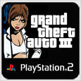 Grand Theft Auto III PlayStation 3 Front Cover