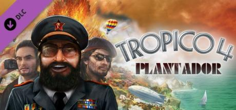 Tropico 4: Plantador Windows Front Cover