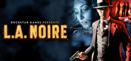 L.A. Noire Windows Front Cover