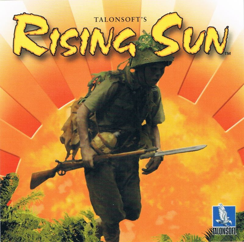 Rising Sun Windows Other Jewel Case - Front
