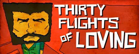 Thirty Flights of Loving Macintosh Front Cover