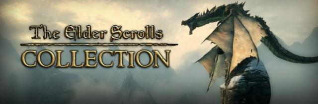 The Elder Scrolls Collection Windows Front Cover Steam release