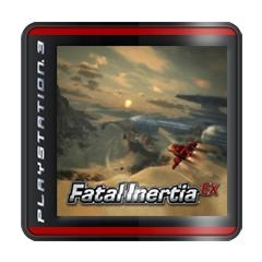 Fatal Inertia PlayStation 3 Front Cover