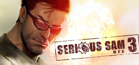 Serious Sam 3: BFE Linux Front Cover