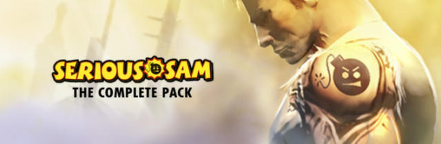 Serious Sam: The Complete Pack Windows Front Cover