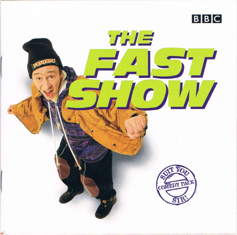The Fast Show Windows Front Cover