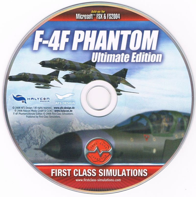 F-4F Phantom: Ultimate Edition Windows Media