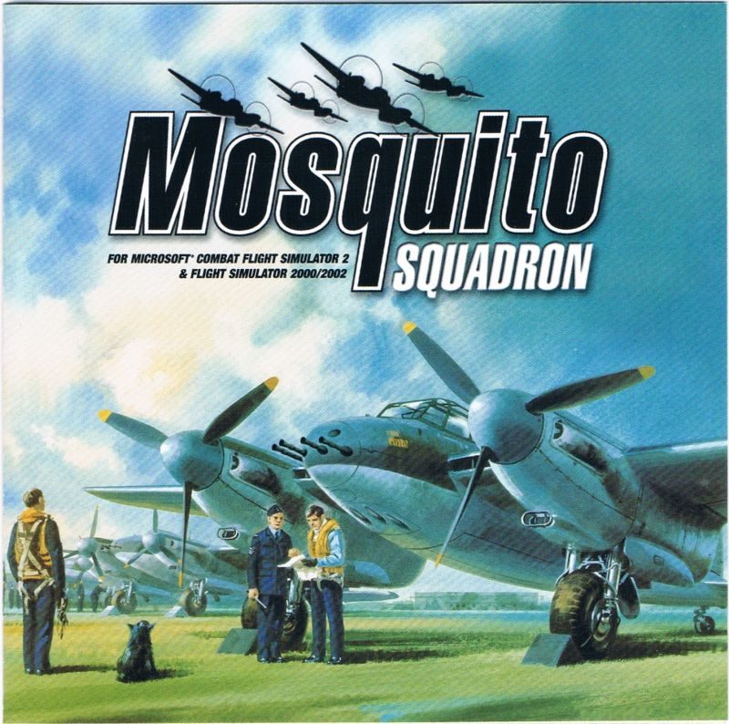 Mosquito Squadron Windows Other Jewel case front