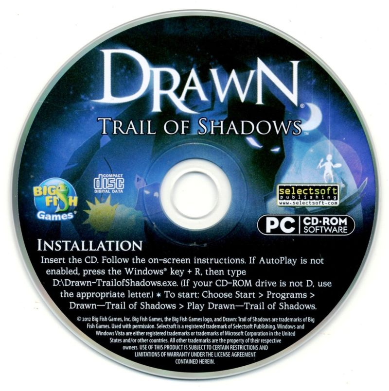 Drawn: Trail of Shadows Windows Media