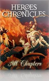 Heroes Chronicles: All Chapters Windows Front Cover GOG.com release