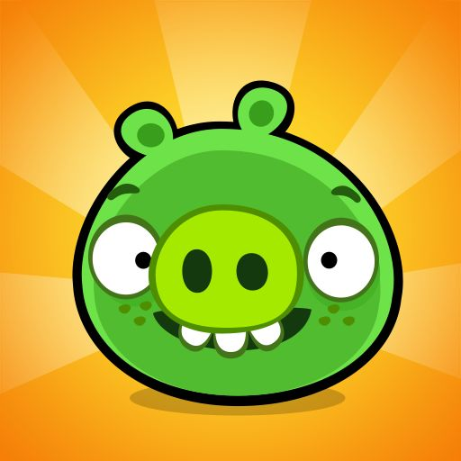 Bad Piggies Android Front Cover