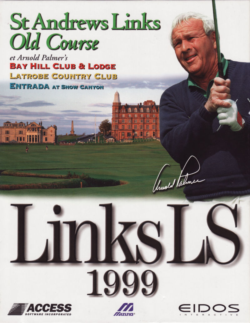 Links LS 1999 Windows Front Cover