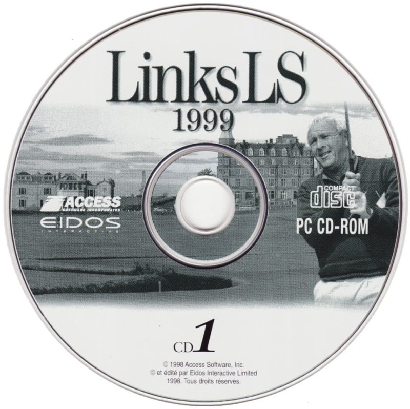 Links LS 1999 Windows Media CD 1/4