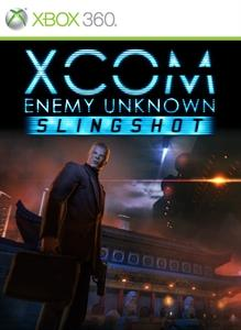 XCOM: Enemy Unknown - Slingshot Xbox 360 Front Cover