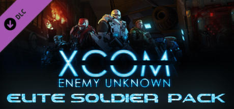 XCOM: Enemy Unknown - Elite Soldier Pack Linux Front Cover