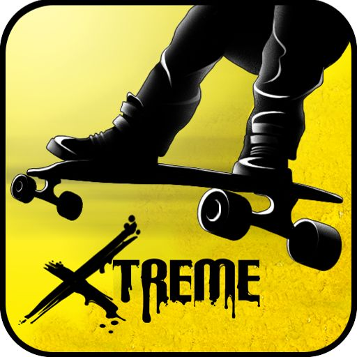 Downhill Xtreme Android Front Cover