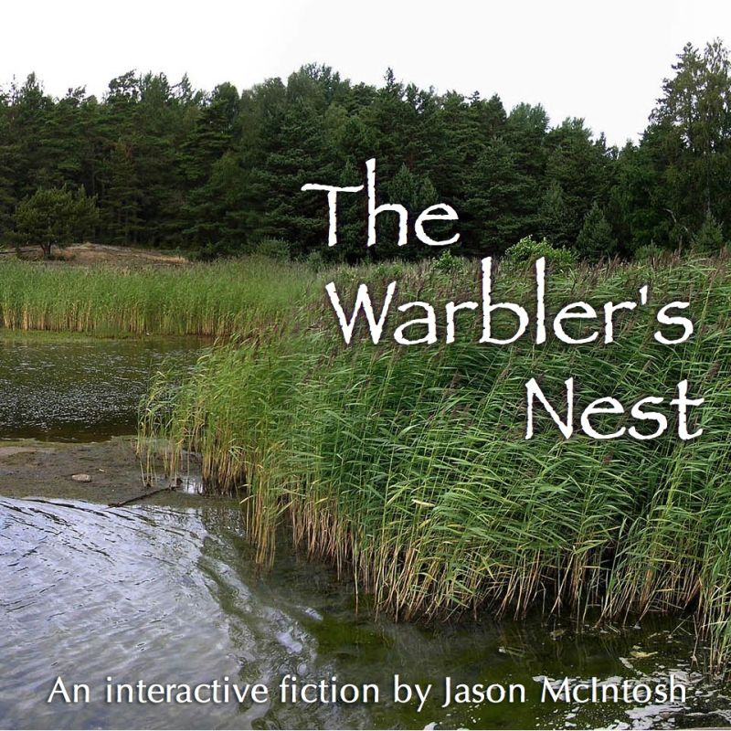 The Warbler's Nest Browser Front Cover