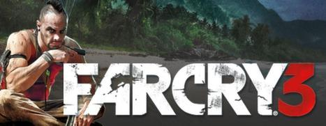 Far Cry 3 Windows Front Cover