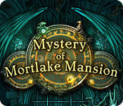 Mystery of Mortlake Mansion Macintosh Front Cover