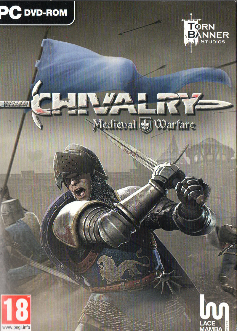 Chivalry: Medieval Warfare Windows Front Cover