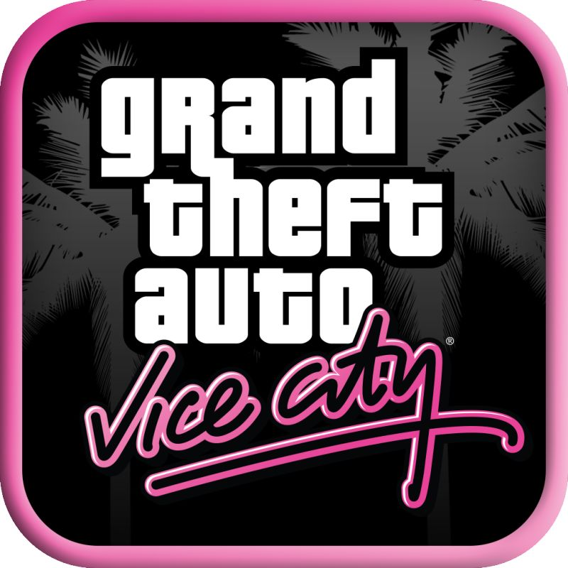 Grand Theft Auto: Vice City Android Front Cover