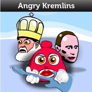 Angry Kremlins Browser Front Cover