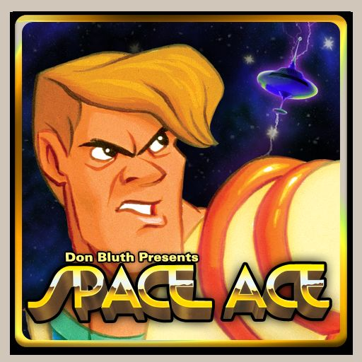 Space Ace Android Front Cover