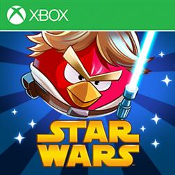 Angry Birds: Star Wars Windows Phone Front Cover