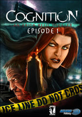 Cognition: An Erica Reed Thriller - Episode 1: The Hangman Macintosh Front Cover