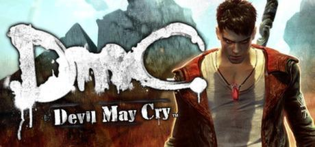 DmC: Devil May Cry Windows Front Cover