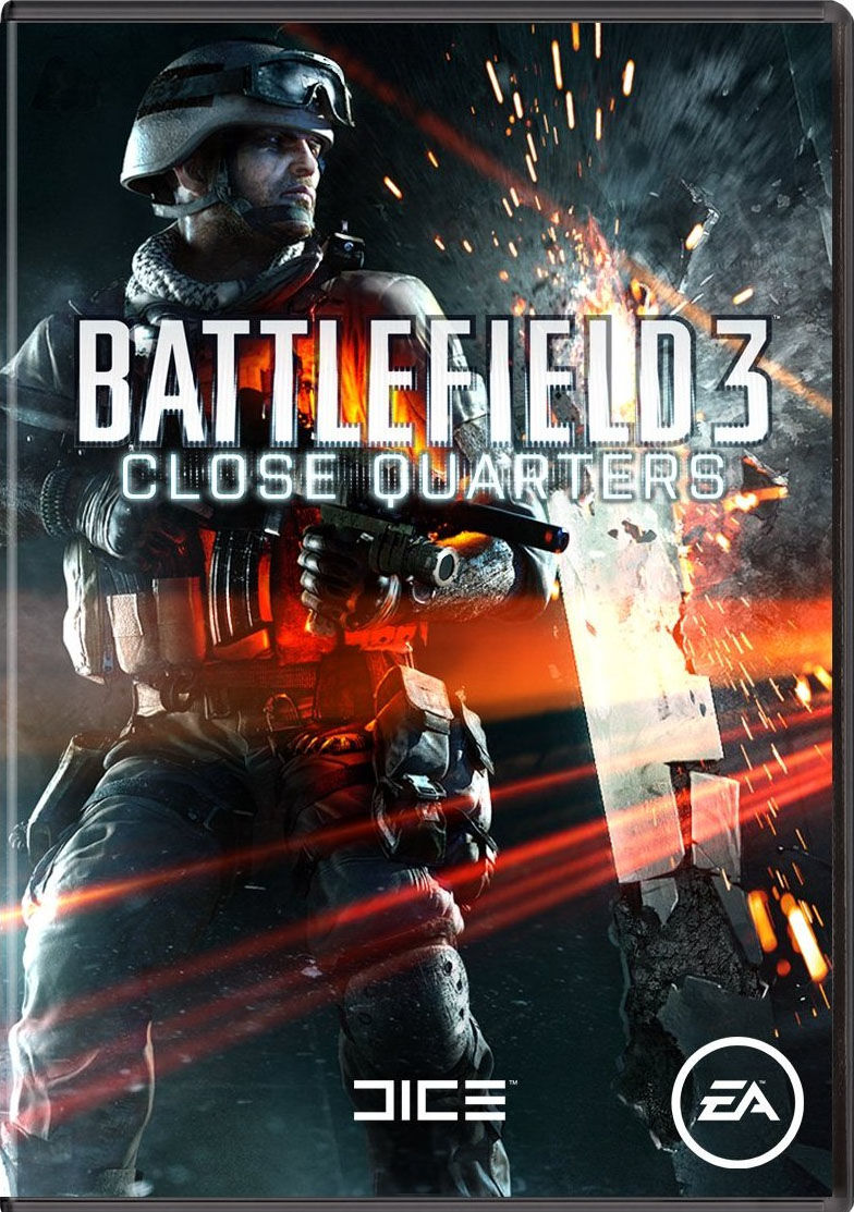 Battlefield 3: Close Quarters Windows Front Cover