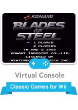 Blades of Steel Wii Front Cover