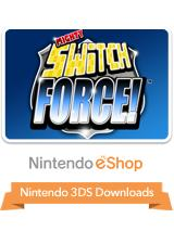 Mighty Switch Force! Nintendo 3DS Front Cover
