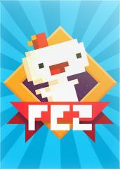 FEZ Macintosh Front Cover