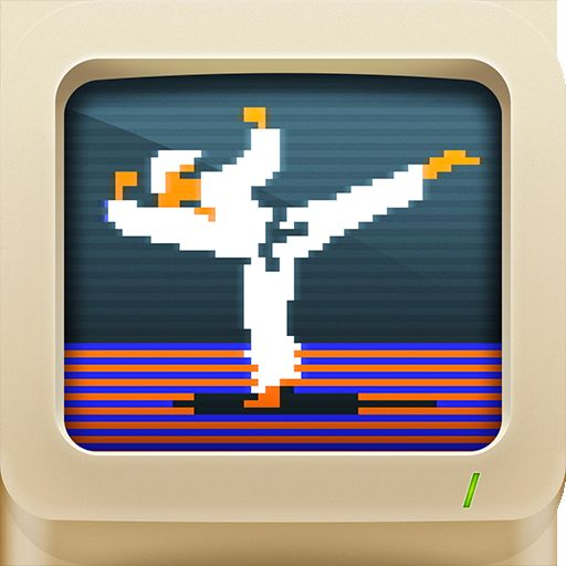 Karateka Android Front Cover