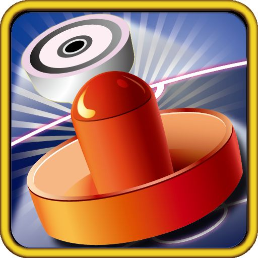 Air Hockey Android Front Cover