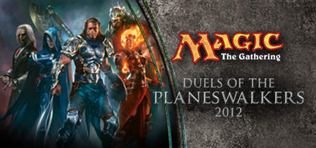 Magic: The Gathering - Duels of the Planeswalkers 2012 Windows Front Cover