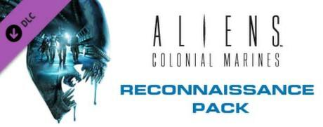 Aliens: Colonial Marines - Reconnaissance Pack Windows Front Cover
